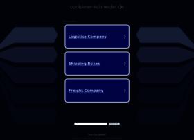 container-schneider.de