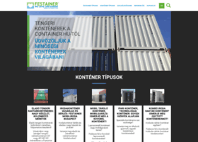 container.hu