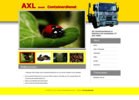 containerdienst-axl.de
