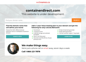 containerdirect.com