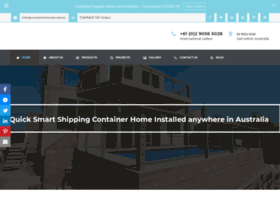 containerhomes.net.au