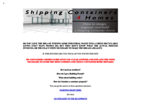 containers4homes.com