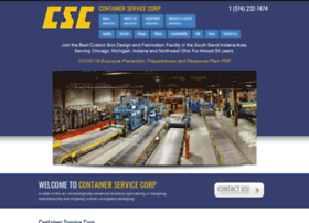 containerservicecorp.com