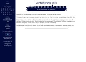containership-info.com
