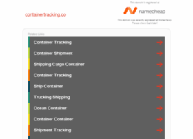 containertracking.co
