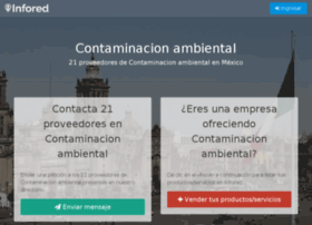 contaminacion-ambiental.infored.com.mx