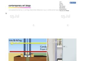 contemporaryartblogs.com