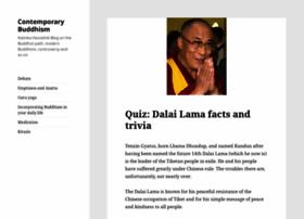 contemporarybuddhism.com