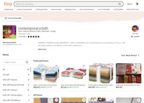 contemporarycloth.com