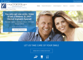 contemporarydentalimplantcentre.com