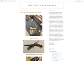 contemporarymakers.blogspot.com
