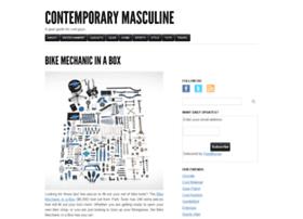 contemporarymasculine.com