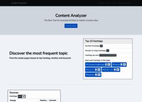 content-analyzer.com