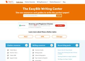 content.easybib.com