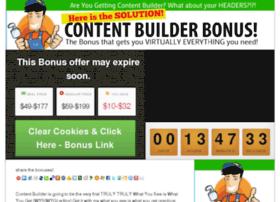 contentbuilderbonus.com