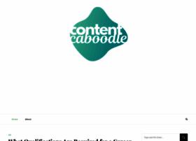contentcaboodle.com