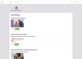 contentcreationcoach.simplero.com