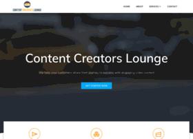 contentcreatorslounge.com