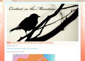 contentemeant.blogspot.com