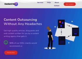 contenthero.co.uk