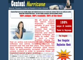 contenthurricane.com