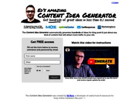 contentideagenerator.com