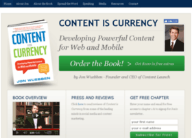 contentiscurrency.com