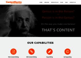 contentmantra.com
