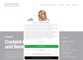 contentmanufaktur.net