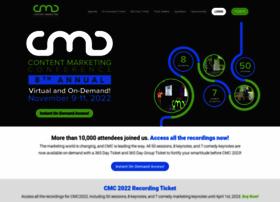 contentmarketingconference.com