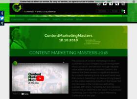 contentmarketingmasters.de