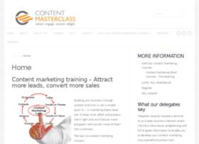 contentmasterclass.co.uk