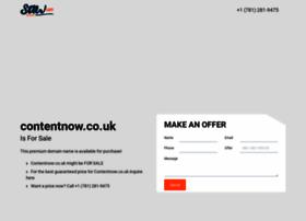 contentnow.co.uk