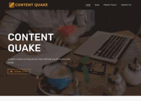 contentquake.com
