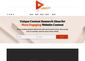 contentresearchcenter.com