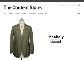 contentstorelondon.com