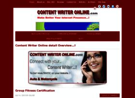 contentwriteronline.com