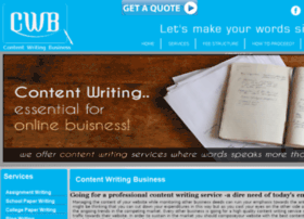 contentwritingbusiness.org