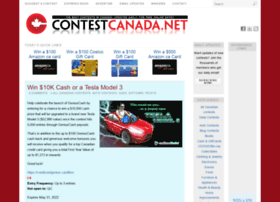 contestcanada.net