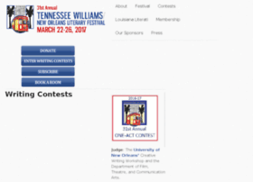 contests.tennesseewilliams.net