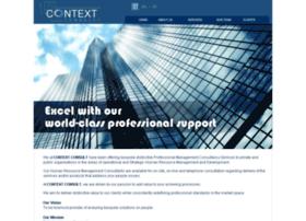 contextconsult.com
