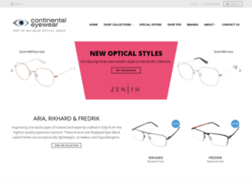 continental-eyewear.com