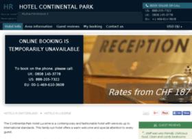 continental-park-lucerne.h-rez.com
