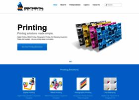 continental-printing.com