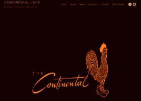 continentalcafe.com.au