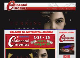 continentalcinemas.com