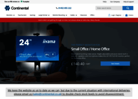 continentalcomputers.co.uk