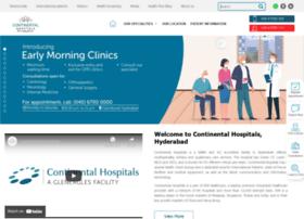 continentalhospitals.com