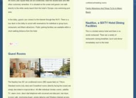 continentalhotelsouthbeach.com