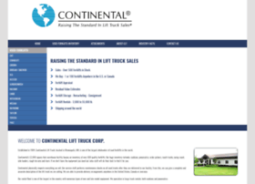 continentallift-used.com